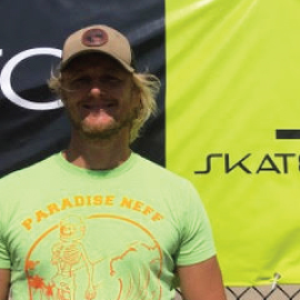 Buddy Campo Treasurer Skate Cambria