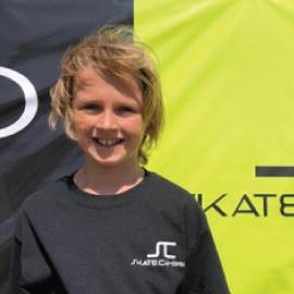 Geoffrey Campo Skate Cambria Representative