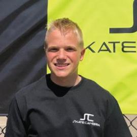 Jack Fances Skate Cambria Representative