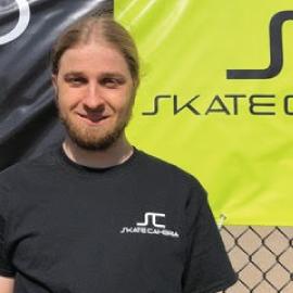 Jeffrey Smith Creative Director - Events Skate Cambria