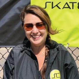 Juli Amodei Skate Cambria Representative