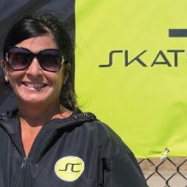 Shara Tatham Skate Cambria Representative